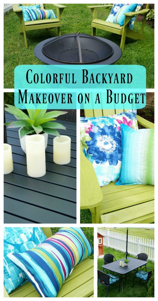 Budget Backyard Makeover on Patio Makeovers On A Budget id=29761