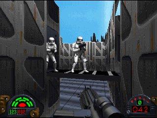 Dark Forces / Jedi Engine
