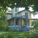Gray Mansion - Italian Farm House