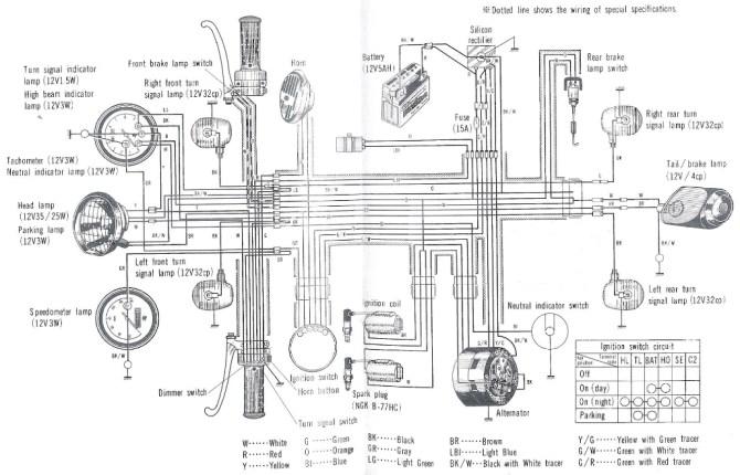 suzuki t250 wiring diagram  wiring diagrams database few