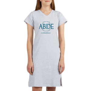 Women's abide nightshirt