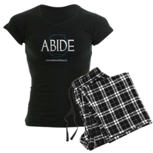 Women's abide pajamas