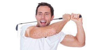 Golfer   Old Metairie Garden Club