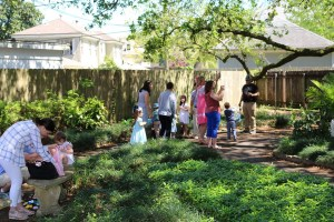 Old Metairie Garden Club Easter Egg Hunt - 75