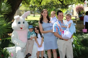 Old Metairie Garden Club Easter Egg Hunt - 11