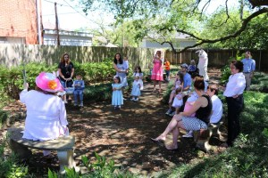 Old Metairie Garden Club Easter Egg Hunt - 1