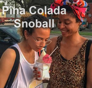 Silly Snoballs | Old Metairie Garden Club