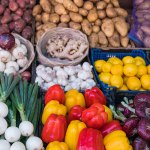 Fresh and organic vegetables at farmers market | Old Metairie Garden Club