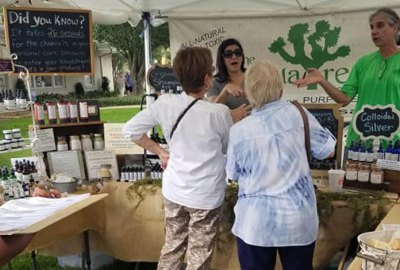 Farmers Ares Metairie Market | Old Metairie Garden Club