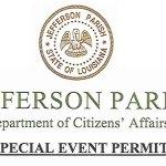 JP Permit | Old Metairie Garden Club