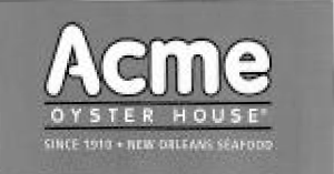 Acme Oyster House | Old Metairie Garden Club