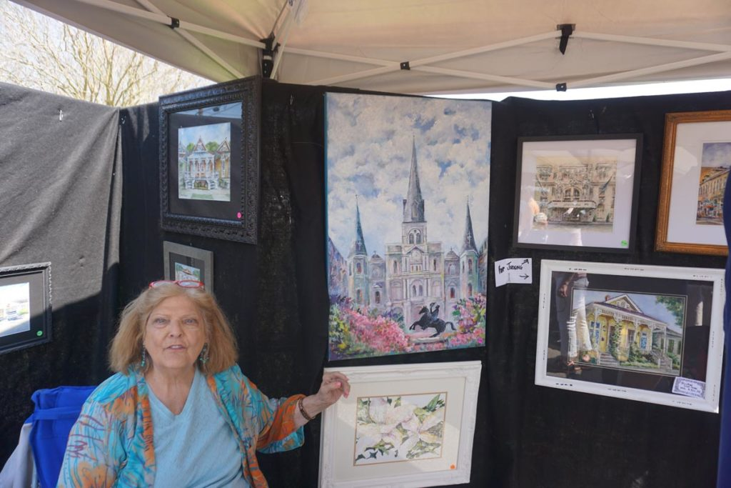 OMGC Spring Arts Festival Photo 49 | Old Metairie Garden Club