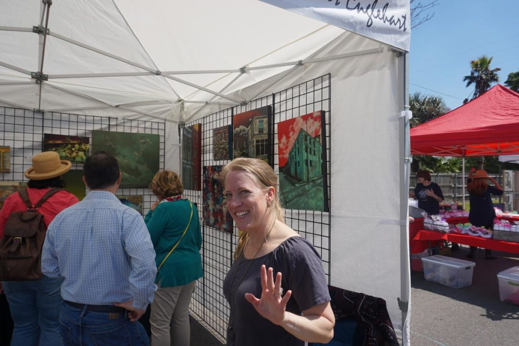 OMGC Spring Arts Festival Photo 12 | Old Metairie Garden Club