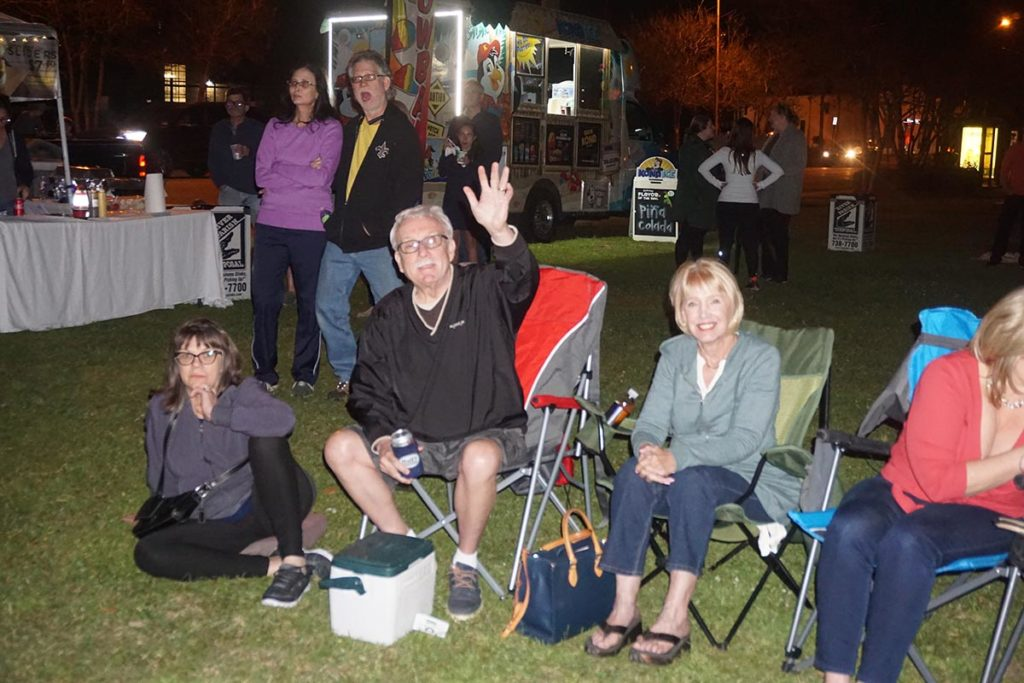 OMGC Movie Night Photo 17 | Old Metairie Garden Club