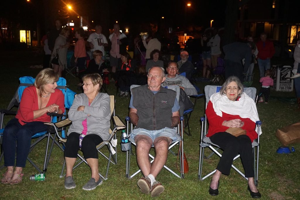 OMGC Movie Night Photo 16 | Old Metairie Garden Club