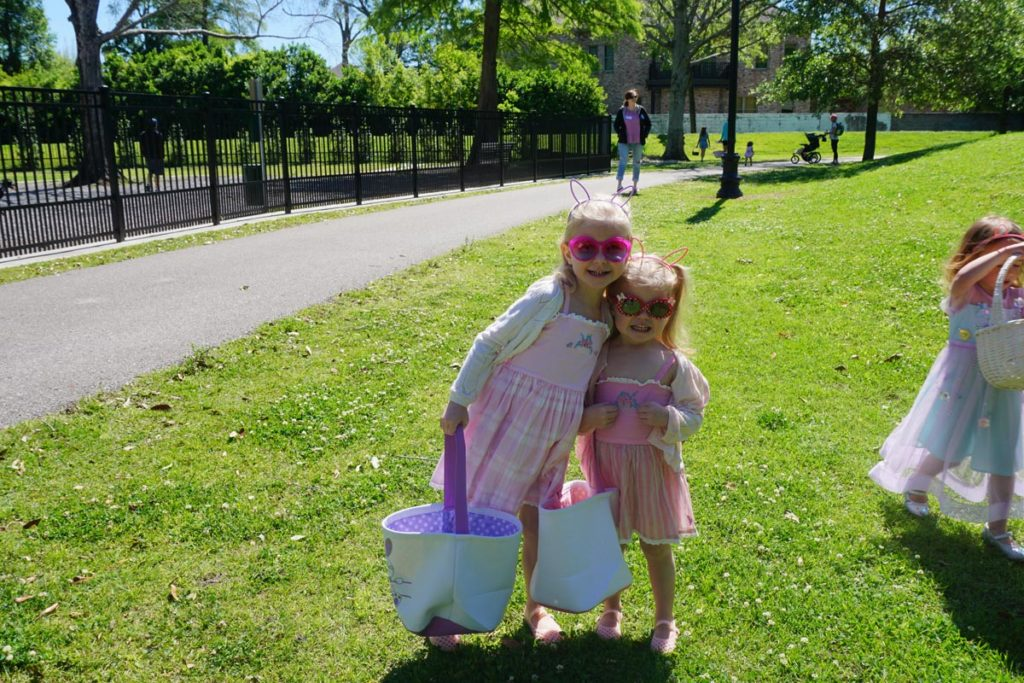 Old Metairie Garden Club Easter Egg Hunt 2019 photo 62