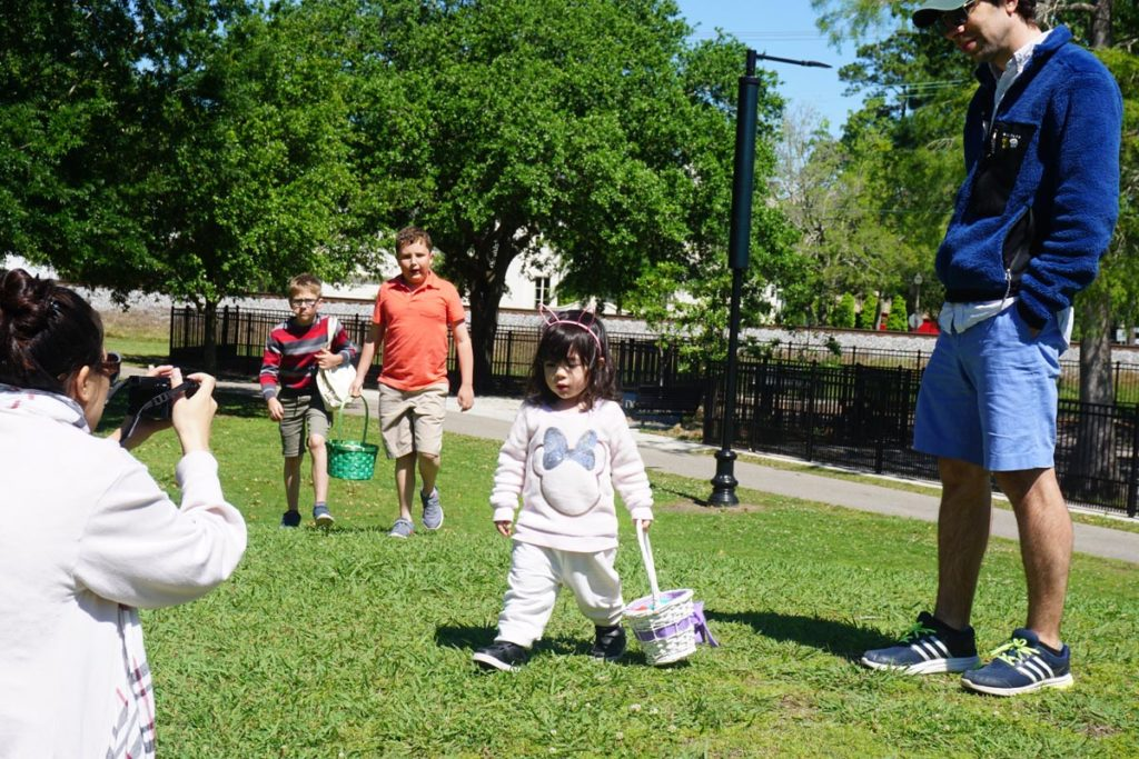 Old Metairie Garden Club Easter Egg Hunt 2019 photo 51
