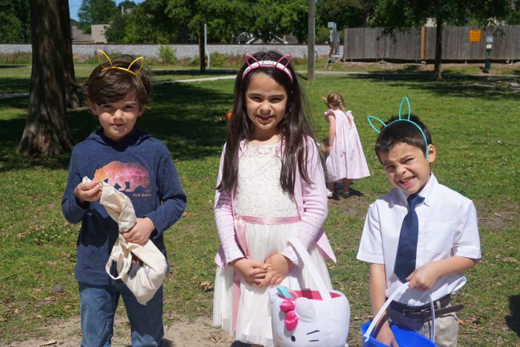 Old Metairie Garden Club Easter Egg Hunt 2019 photo 15