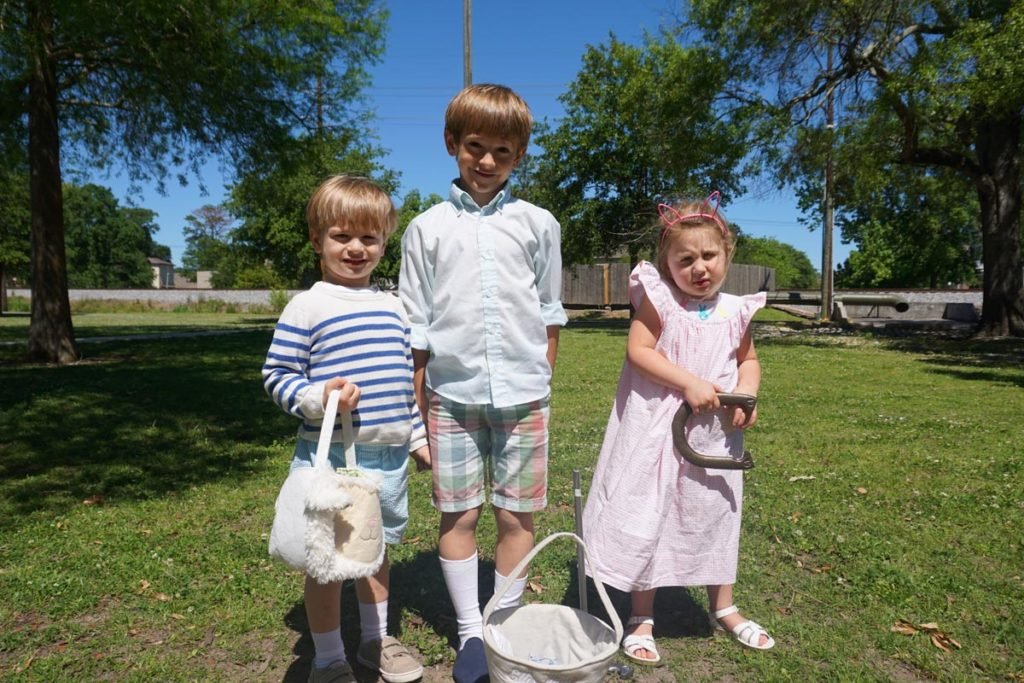 Old Metairie Garden Club Easter Egg Hunt 2019 photo 14
