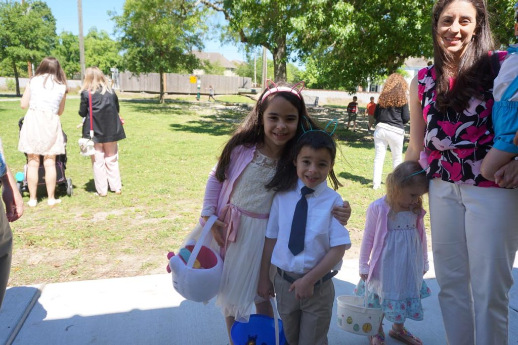 Old Metairie Garden Club Easter Egg Hunt 2019 photo 11