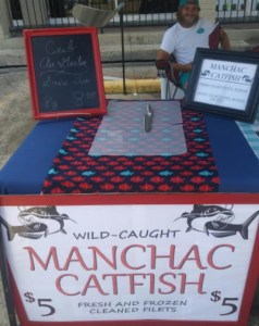 FAMOUS AND NOBLE CANDLES MANCHAC SEAFOOD | Old Metairie Garden Club