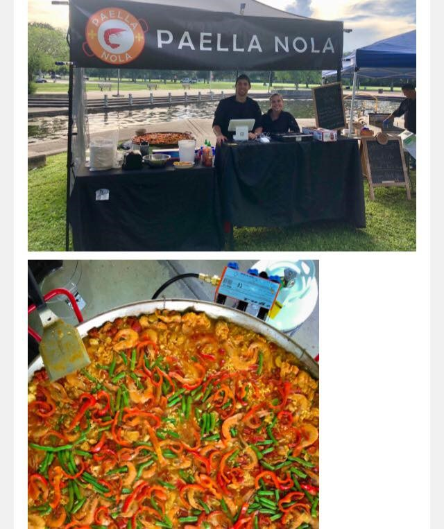 PAELLA NOLA | Old Metairie Garden Club