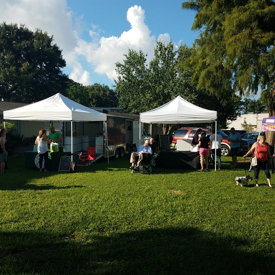 Farmers Arts Metairie Market August 2019 #8 | Old Metairie Garden Club