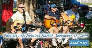 Farmers Arts Metairie Market Aug-2019 | Old Metairie Garden Club