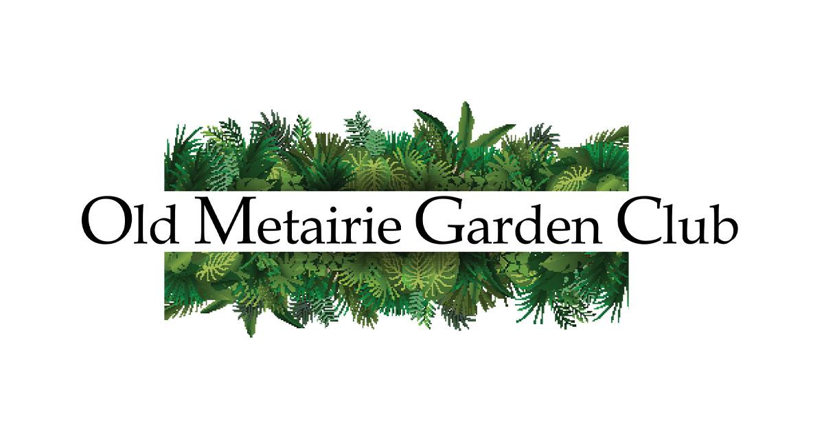 Old Metairie Garden Club Logo