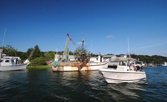 Boating Mattituck North Fork