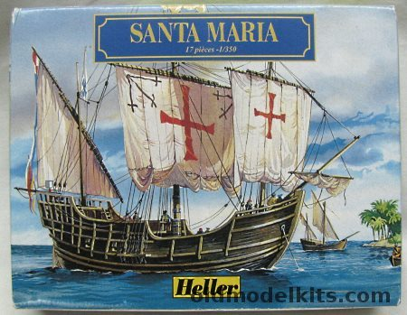 Heller 1350 Santa Maria 79705