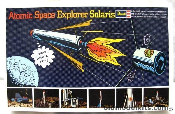 Revell 1/156 Atomic Space Explorer Solaris (Helios), H1851-200