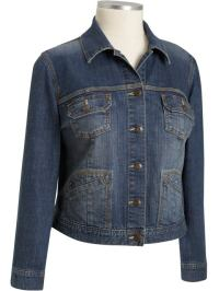 Click here for more info on OLD NAVY Plus Size Denim Jacket