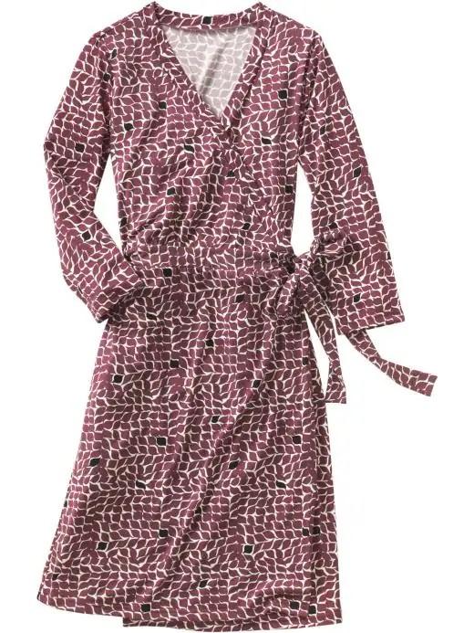 Old Navy wrap dress
