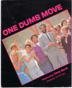 One Dumb Move - Front cover