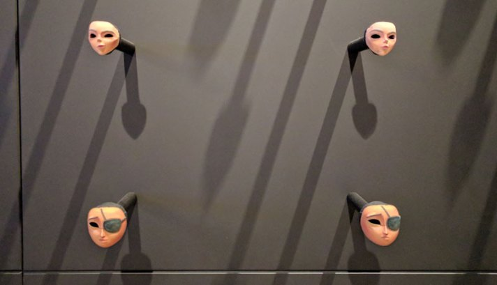 LAIKA Wall of Faces