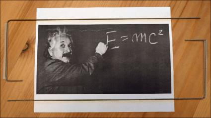 The Alby Einstein Principle