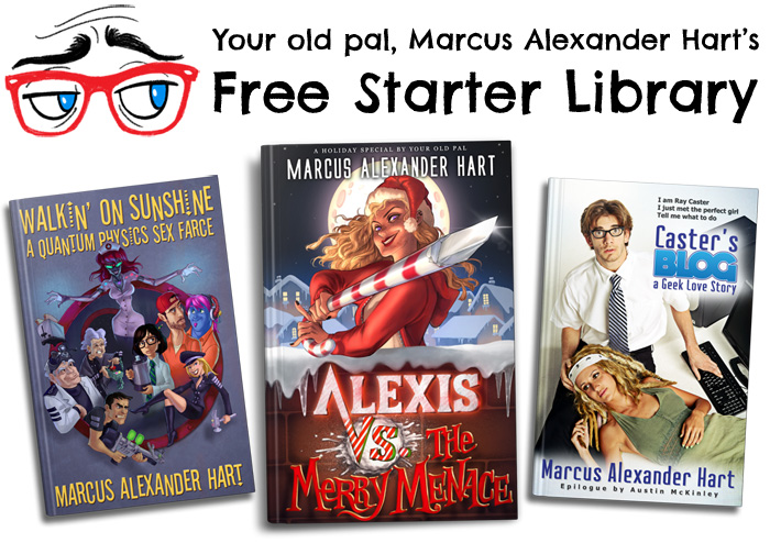 Starter Library Covers