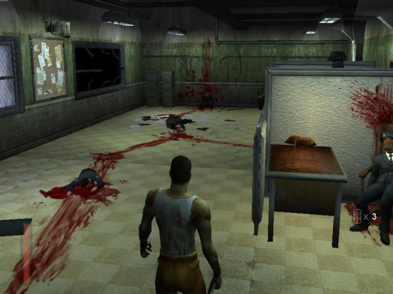 Image result for the suffering game 2004