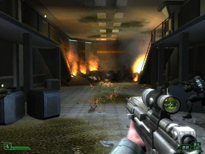 """Результат пошуку зображень за запитом """"area 51 2005 video game"""""""