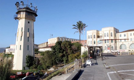 San Quentin State Prison, California
