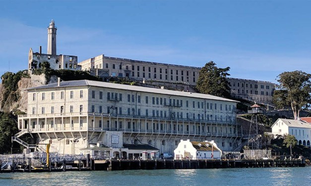 Alcatraz: The most-visited old prison in the world