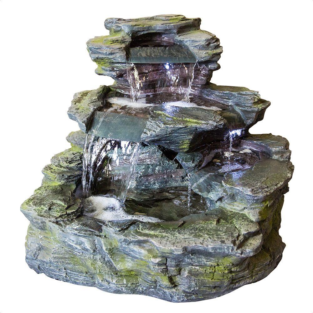 Kelkay Garda Falls Water Feature Oldrids Amp Downtown