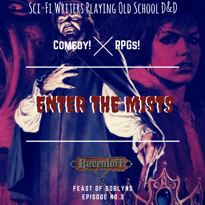 Ravenloft 03: Enter the Mists