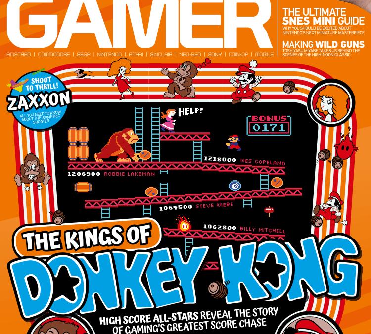 Other Magazine Update: Retro Gamer August 2017
