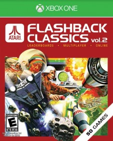 Atari® and AtGames® Announce Launch of Atari Flashback® Classics Volume 1 and Volume 2 on Xbox One
