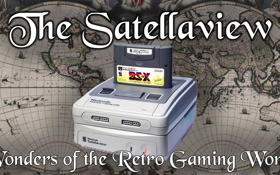 The Satellaview: Wonders of the Retro Gaming World