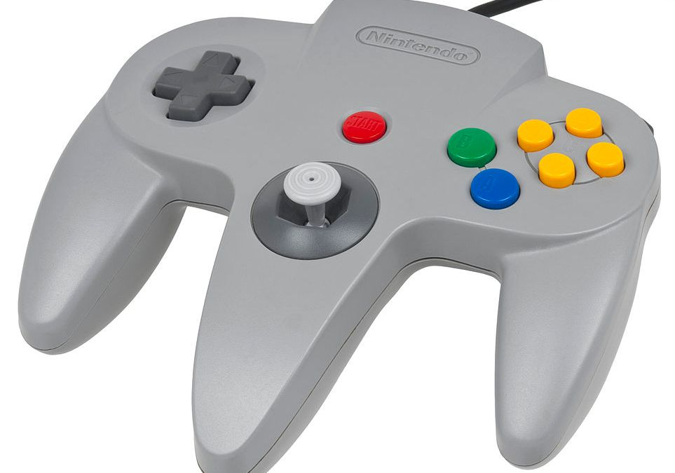 The Nintendo 64 Controller: What Was With That Weird Thing?