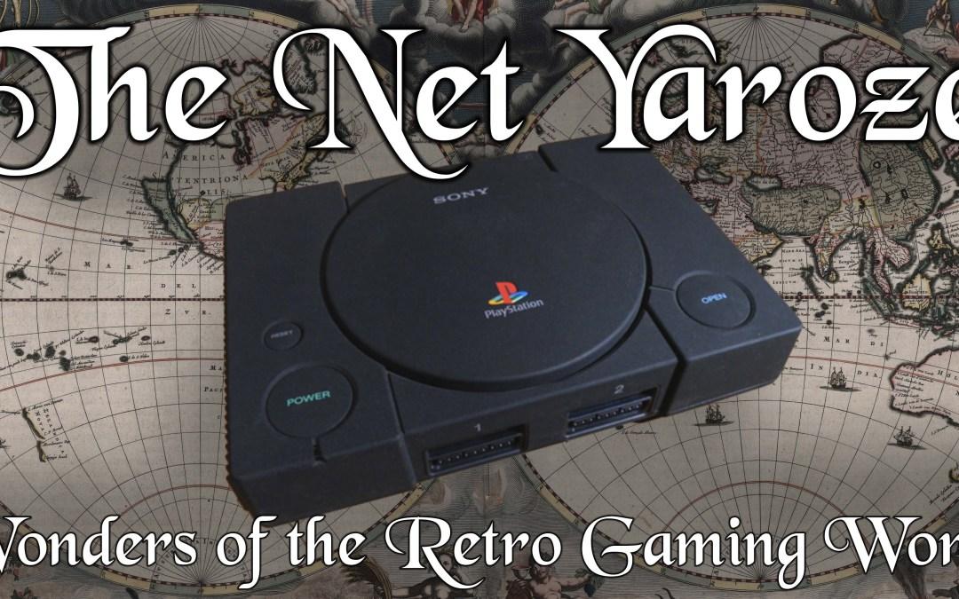 The Net Yaroze: Wonders of the Retro Gaming World