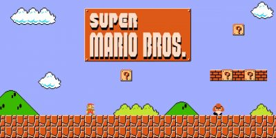 "Downright Bizarre: Super Mario Brothers – ""Here We Go!"""